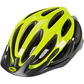 Bell Traverse Mips 16 Cykelhjelm gul/sort